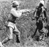 The Nanking Massacre or Nanjing Massacre, also known as the Rape of Nanking, is a mass murder and war rape that occurred during the six-week period following the Japanese capture of the city of Nanjing (Nanking), the former capital of the Republic of China, on December 13, 1937 during the Second Sino-Japanese War. During this period, hundreds of thousands of Chinese civilians and disarmed soldiers were murdered and 20,000–80,000 women were raped by soldiers of the Imperial Japanese Army.