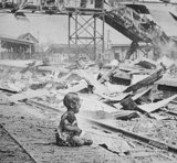 """The Second Sino-Japanese War (July 7, 1937 – September 9, 1945) was a military conflict fought primarily between the Republic of China and the Empire of Japan. After the Japanese attack on Pearl Harbor, the war merged into the greater conflict of World War II as a major front of what is broadly known as the Pacific War. Although the two countries had fought intermittently since 1931, total war started in earnest in 1937 and ended only with the surrender of Japan in 1945. The war was the result of a decades-long Japanese imperialist policy aiming to dominate China politically and militarily and to secure its vast raw material reserves and other economic resources, particularly food and labour. Before 1937, China and Japan fought in small, localized engagements, so-called """"incidents"""". Yet the two sides, for a variety of reasons, refrained from fighting a total war. In 1931, the Japanese invasion of Manchuria by Japan's Kwantung Army followed the Mukden Incident. The last of these incidents was the Marco Polo Bridge Incident of 1937, marking the beginning of total war between the two countries."""