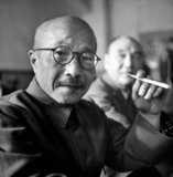 Hideki Tojo (30 December 1884 – 23 December 1948) was a general in the Imperial Japanese Army (IJA) and the 40th Prime Minister of Japan during much of World War II, from 18 October 1941 to 22 July 1944. Some historians hold him responsible for the attack on Pearl Harbor, which led to America entering World War II. After the end of the war, Tojo was sentenced to death for war crimes by the International Military Tribunal for the Far East and hanged on 23 December 1948.