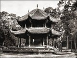 Qingyang Gong Shi  (Green Goat Palace Temple) is the oldest and largest Daoist temple in the Southwest of China. It is situated in the western part of Chengdu City. Originally built in the early Tang Dynasty (618-907), this temple has been rebuilt and repaired many times. The existing buildings were mostly built during The Qing Dynasty (1644-1911). According to legend, Qing Yang Gong is said to be the birth place of the founder of Taoism, Lao Tsu / Laozi, and is where he gave his first sermon.