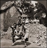 The Qing Dynasty (1644–1911) was founded after the Manchus defeated the Ming, the last Han Chinese dynasty. The Manchus introduced a 'queue order', forcing the Han Chinese to adopt the Manchu queue hairstyle and Manchu-style clothing.<br/><br/>  The Qing consolidated control of some areas originally under the Ming, including Yunnan. They also stretched their sphere of influence over Xinjiang, Tibet and Mongolia. But during the 19th century, Qing control weakened. Britain's desire to continue its opium trade with China collided with imperial edicts prohibiting the addictive drug, and the First Opium War erupted in 1840. Hong Kong was ceded to Britain in 1842 under the Treaty of Nanking.<br/><br/>  At the start of the 20th century, the Boxer Rebellion threatened northern China. This was a conservative anti-imperialist movement that sought to return China to old ways. The Empress Dowager, probably seeking to ensure her continued grip on power, sided with the Boxers when they advanced on Beijing. But an Eight-Nation Alliance of foreign powers defeated the Boxers and demanded further concessions from the Qing government. A revolutionary military uprising, the Wuchang Uprising, began on October 10, 1911 in Wuhan against the Qing Dynasty. The provisional government of the Republic of China was formed in Nanjing on March 12, 1912, with Sun Yat-sen as President.
